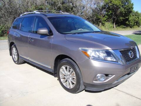 2013 Nissan Pathfinder for sale at Coleman Auto Group in Austin TX