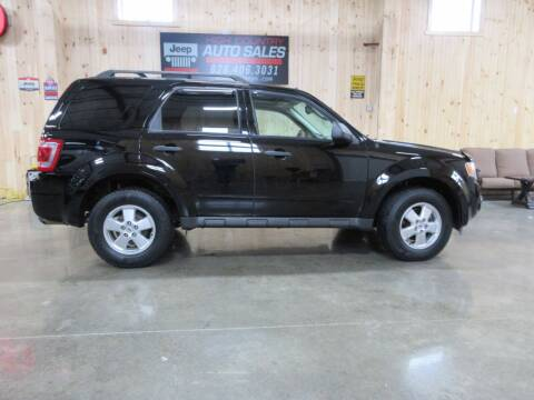 2012 Ford Escape for sale at Boone NC Jeeps-High Country Auto Sales in Boone NC