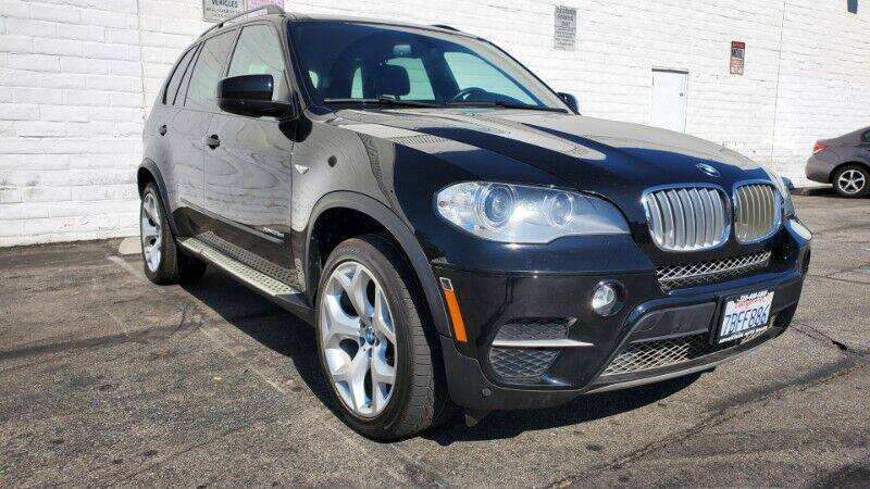 2013 BMW X5 for sale at ADVANTAGE AUTO SALES INC in Bell CA