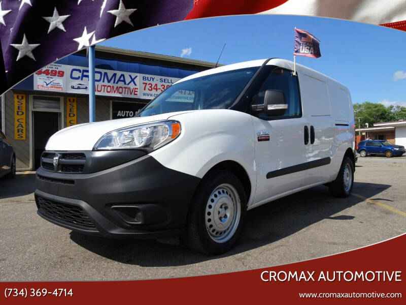 2016 RAM ProMaster City Wagon for sale at Cromax Automotive in Ann Arbor MI