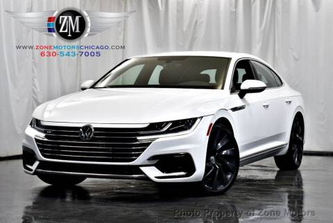 2019 Volkswagen Arteon for sale at ZONE MOTORS in Addison IL