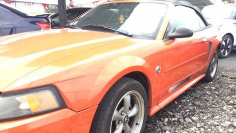 2004 Ford Mustang for sale at South Point Auto Sales in Buda TX