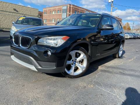 2013 BMW X1 for sale at Samuel's Auto Sales in Indianapolis IN