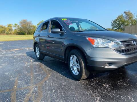 2010 Honda CR-V for sale at EAGLE ONE AUTO SALES in Leesburg OH