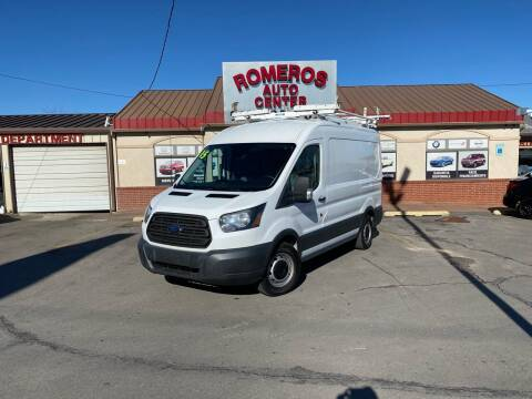 2015 Ford Transit Cargo for sale at Romeros Auto Center in Tulsa OK