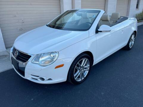 2008 Volkswagen Eos for sale at Ultimate Autos of Tampa Bay LLC in Largo FL
