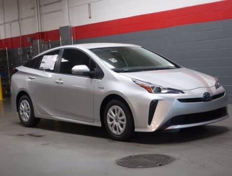 2021 Toyota Prius for sale at CU Carfinders in Norcross GA