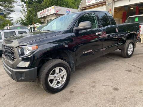 2019 Toyota Tundra for sale at White River Auto Sales in New Rochelle NY