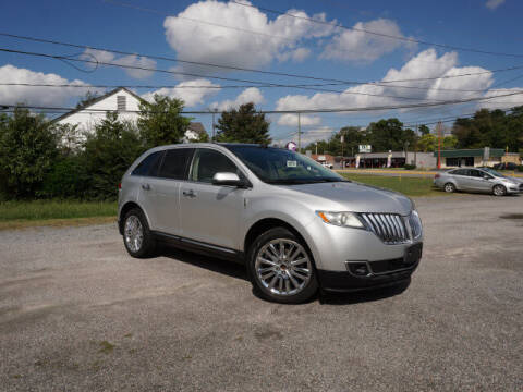 2011 Lincoln MKX for sale at Auto Mart in Kannapolis NC