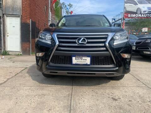 2018 Lexus GX 460 for sale at Simon Auto Group in Newark NJ