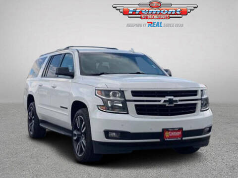 2019 Chevrolet Suburban for sale at Rocky Mountain Commercial Trucks in Casper WY
