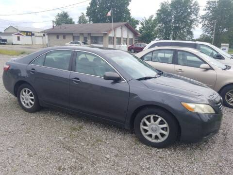2009 Toyota Camry for sale at David Shiveley in Mount Orab OH