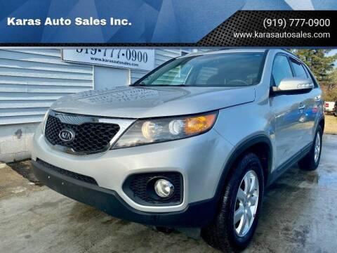 2012 Kia Sorento for sale at Karas Auto Sales Inc. in Sanford NC