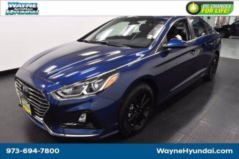 2019 Hyundai Sonata for sale at Wayne Hyundai in Wayne NJ