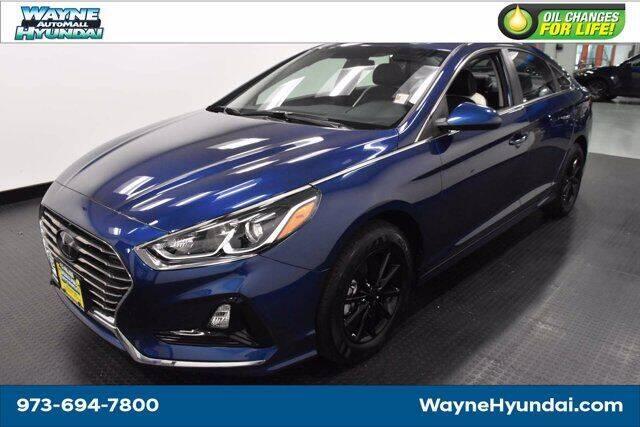 2019 Hyundai Sonata for sale at Wayne Hyundai in Wayne NJ