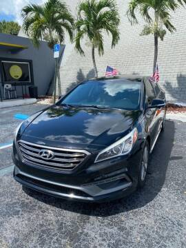 2017 Hyundai Sonata for sale at YOUR BEST DRIVE in Oakland Park FL