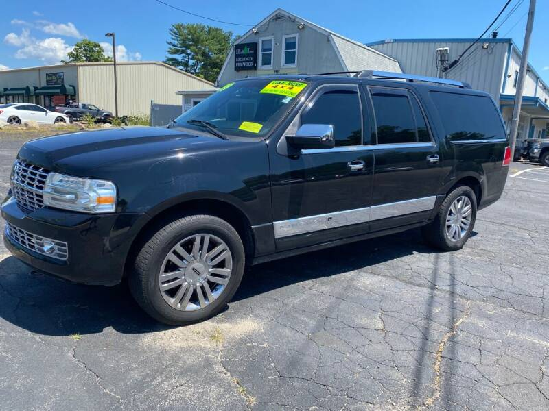 2007 Lincoln Navigator L for sale at Irving Auto Sales in Whitman MA