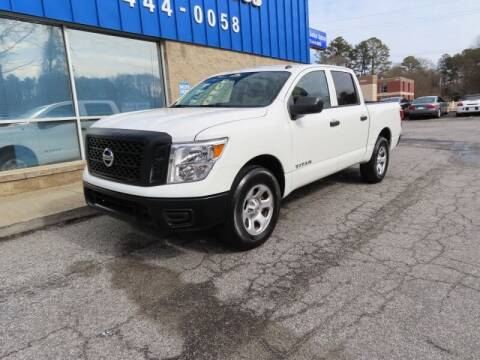 2019 Nissan Titan for sale at Southern Auto Solutions - 1st Choice Autos in Marietta GA