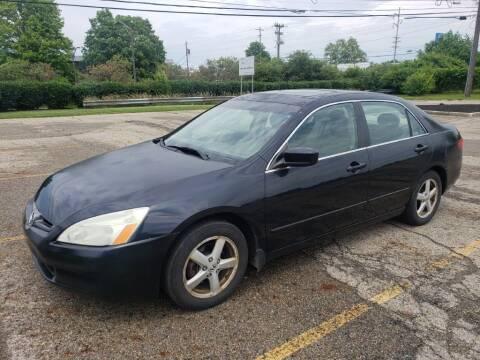 2005 Honda Accord for sale at REM Motors in Columbus OH