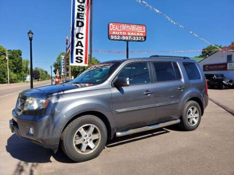 2011 Honda Pilot for sale at Dealswithwheels in Inver Grove Heights MN