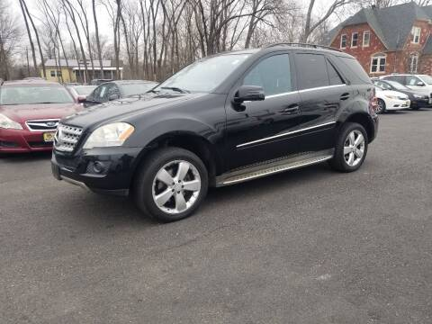2011 Mercedes-Benz M-Class for sale at AFFORDABLE IMPORTS in New Hampton NY