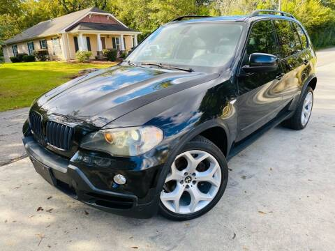 2009 BMW X5 for sale at Cobb Luxury Cars in Marietta GA
