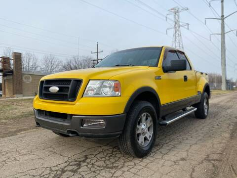 2004 Ford F-150 for sale at Siglers Auto Center in Skokie IL