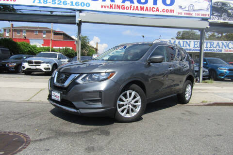 2018 Nissan Rogue for sale at MIKEY AUTO INC in Hollis NY