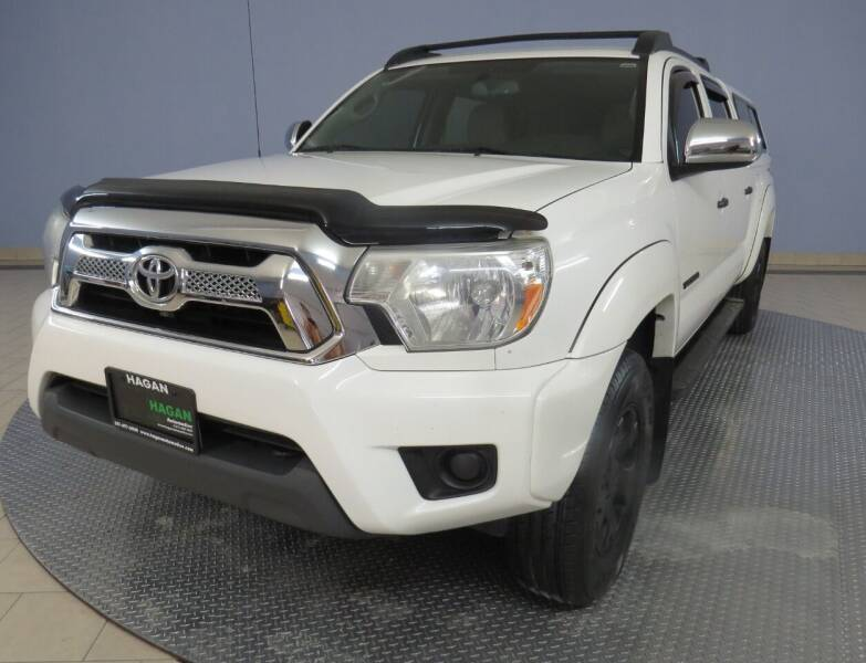2012 Toyota Tacoma for sale at Hagan Automotive in Chatham IL