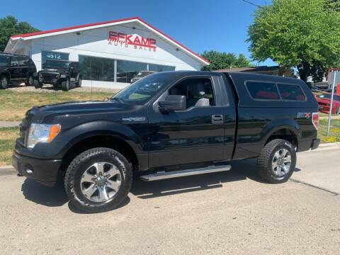 2014 Ford F-150 for sale at Efkamp Auto Sales LLC in Des Moines IA