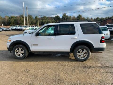 2007 Ford Explorer for sale at Upstate Auto Sales Inc. in Pittstown NY