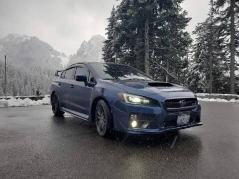 2015 Subaru WRX for sale at Seneca Motors, Inc. (Seneca PA) in Seneca PA