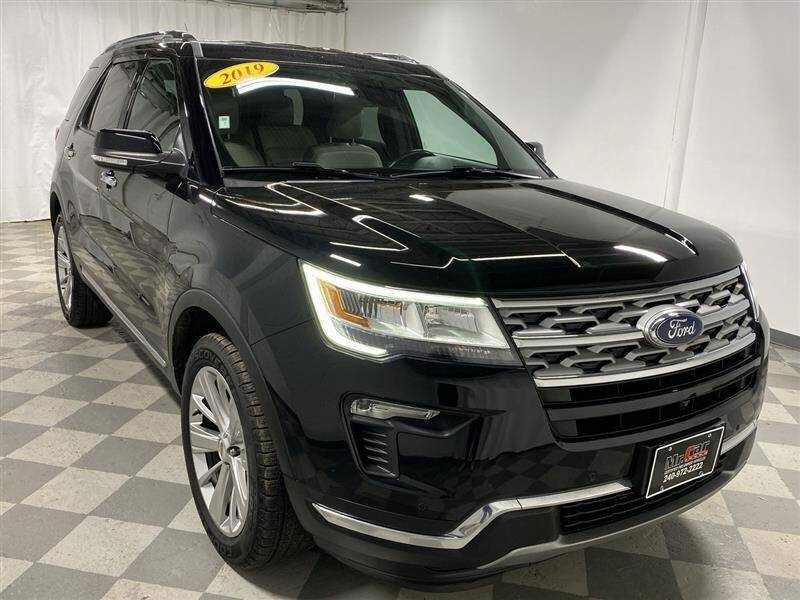 2019 Ford Explorer for sale at Mr. Car City in Brentwood MD