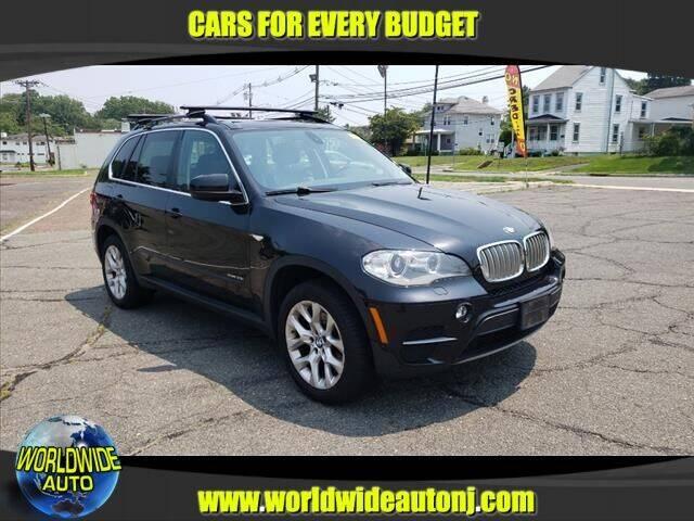 2013 BMW X5 for sale at Worldwide Auto in Hamilton NJ