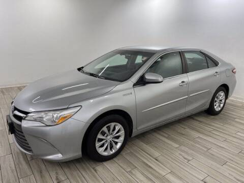 2017 Toyota Camry Hybrid for sale at TRAVERS GMT AUTO SALES - Traver GMT Auto Sales West in O Fallon MO