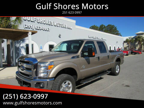 2013 Ford F-250 Super Duty for sale at Gulf Shores Motors in Gulf Shores AL
