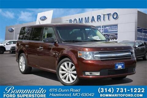 2016 Ford Flex for sale at NICK FARACE AT BOMMARITO FORD in Hazelwood MO