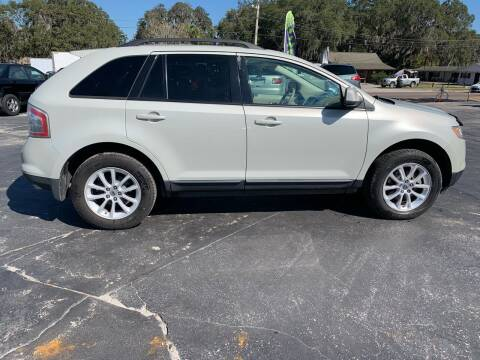 2007 Ford Edge for sale at BSS AUTO SALES INC in Eustis FL