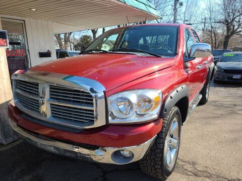 2008 Dodge Ram Pickup 1500 for sale at New Wheels in Glendale Heights IL