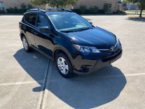 2014 Toyota RAV4 for sale at GT Auto in Lewisville TX
