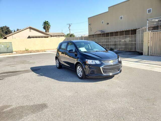 2020 Chevrolet Sonic for sale at Silver Star Auto in San Bernardino CA