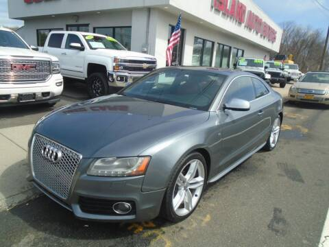 2012 Audi S5 for sale at Island Auto Buyers in West Babylon NY