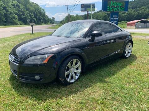 2008 Audi TT for sale at ABINGDON AUTOMART LLC in Abingdon VA