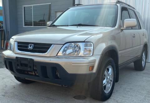 2001 Honda CR-V for sale at Mr Cars LLC in Houston TX