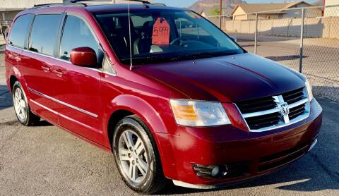 2009 Dodge Grand Caravan for sale at AZ Auto and Equipment Sales in Mesa AZ