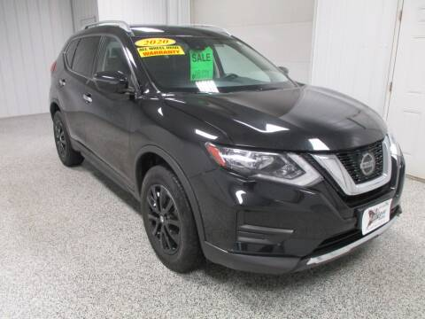 2020 Nissan Rogue for sale at LaFleur Auto Sales in North Sioux City SD