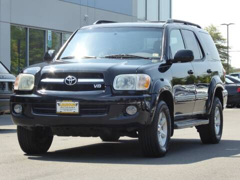 2005 Toyota Sequoia for sale at Loudoun Motor Cars in Chantilly VA