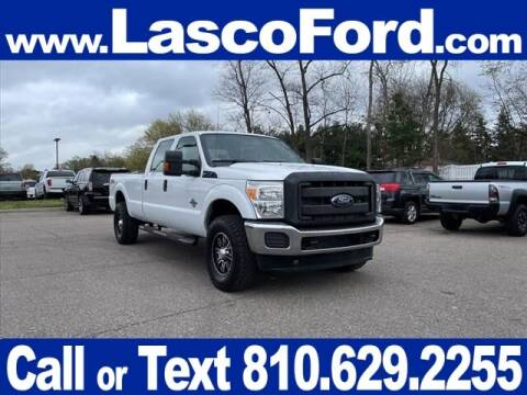2015 Ford F-250 Super Duty for sale at LASCO FORD in Fenton MI