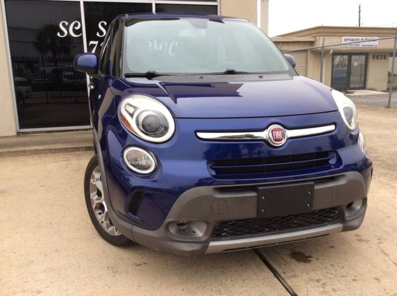 2015 FIAT 500L for sale at SC SALES INC in Houston TX