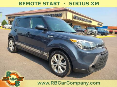 2015 Kia Soul for sale at R & B Car Company in South Bend IN
